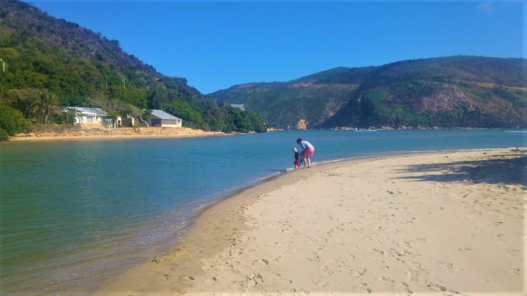 Leisure island Knysna Backpackers