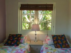 Twin Room at Knysna Backpackers